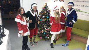 święty Mikołaj zabawa dla dzieci Wrocław